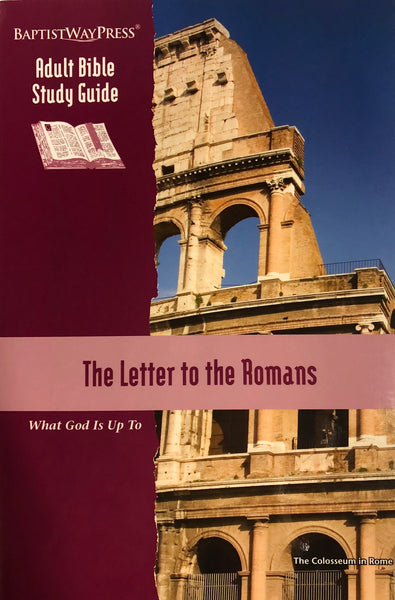 The Letter to the Romans Study Guide