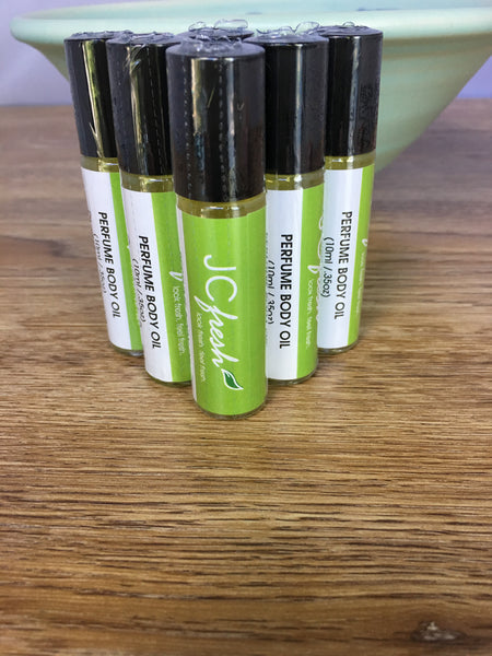 Patchouli Essential Oil Natural Roll On Perfume