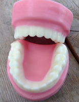 Bubble Gum Teeth Soap