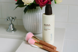 AHAVA All in One Toning Cream Cleanser image 1