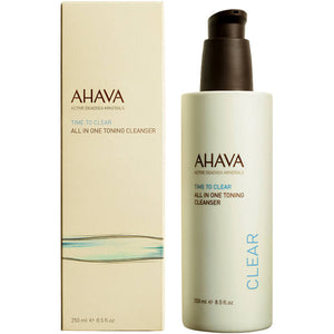 AHAVA All in One Toning Cream Cleanser image 2
