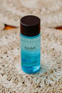 ahava eye makeup remover image 1