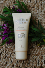 Load image into Gallery viewer, anna lotan liquid gold facial mask