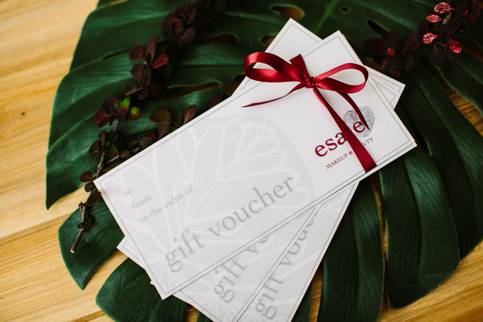 Esaje Makeup & Beauty GIFT VOUCHER