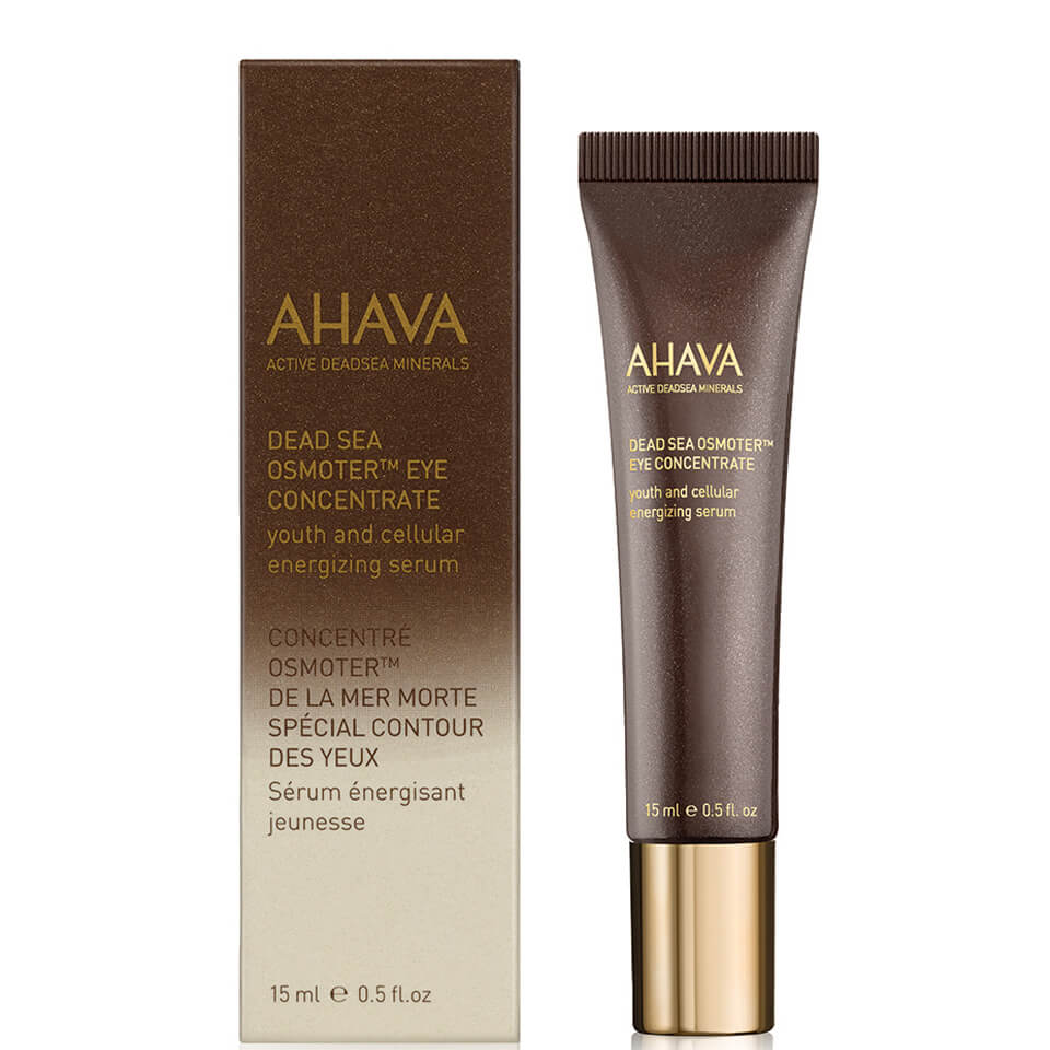 ahava osmotor eye concentrate