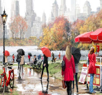 Paint By Numbers - Central Park