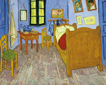 Paint By Numbers - Van Gogh - Bedroom In Arles