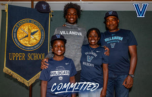 Bryan Antoine commits to Villanova basketball