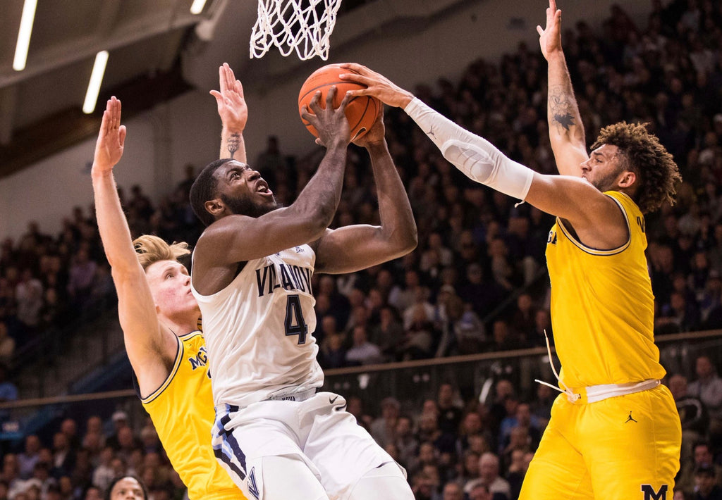 Game Recap: Michigan 73, Villanova 47
