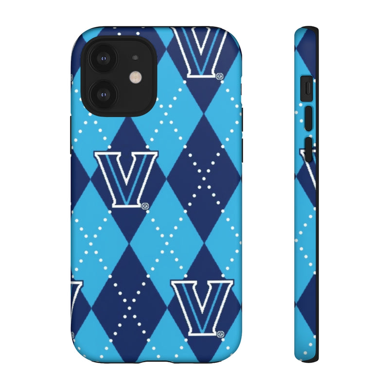 Villanova Argyle Tough Cases