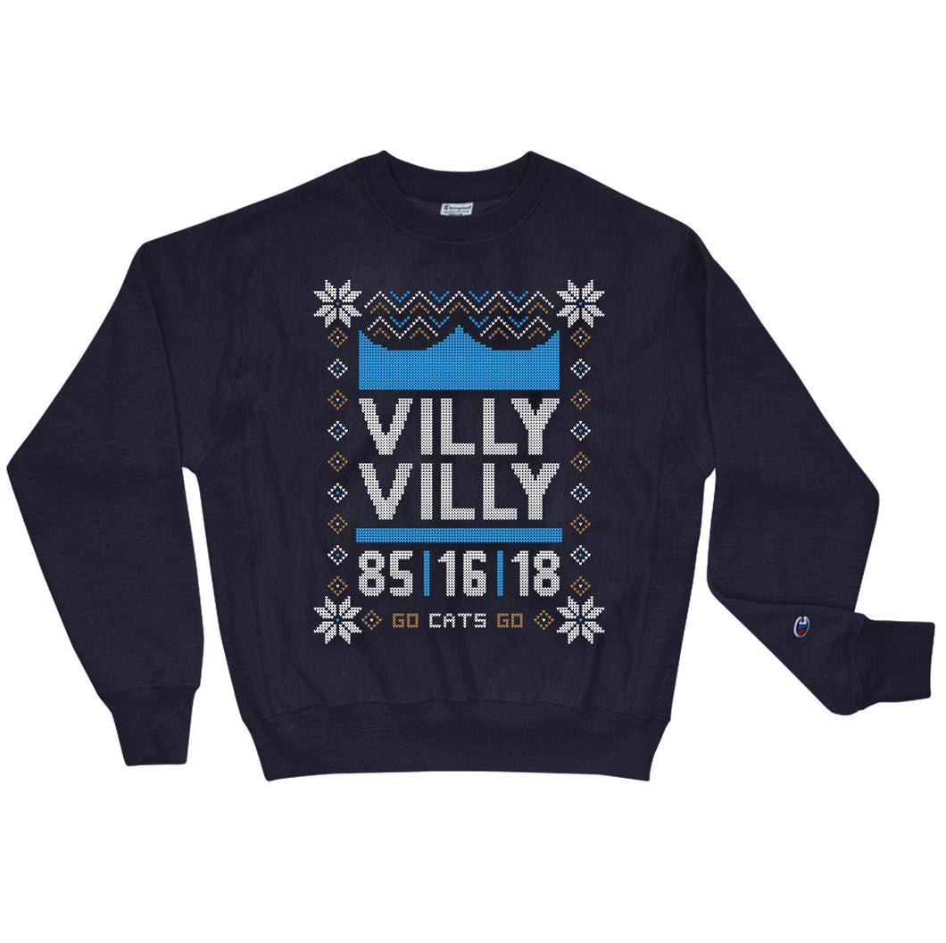 Villy Villy Ugly Christmas Sweater