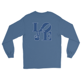 """LO✌️E"" Double-Sided Long Sleeve"