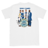 """Fr. Peter's Lonely Harts Club Band"" Double-Sided Men's T-Shirt"