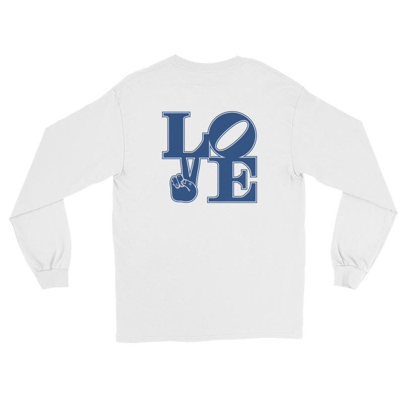 LOVE · Double-Sided Long Sleeve