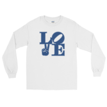 """LO✌️E"" Long Sleeve Unisex T-Shirt"