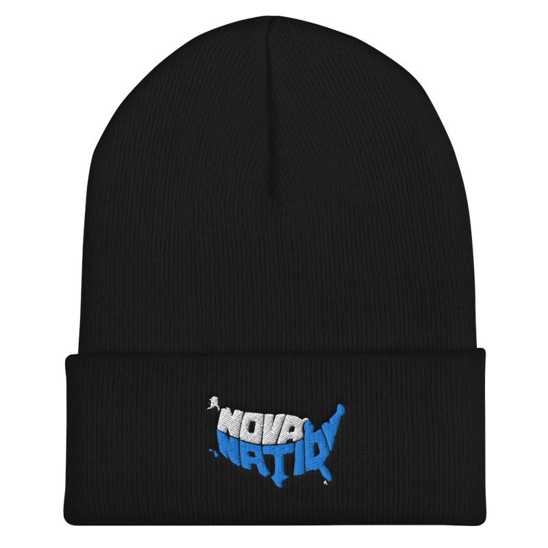 Nova Nation Cuffed Beanie