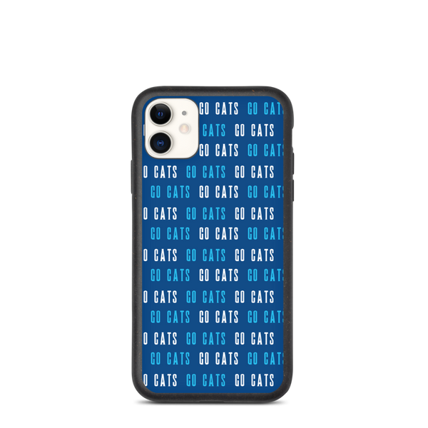 Go Cats Biodegradable iPhone Case