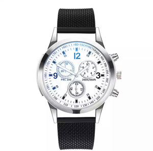 WatchStyle Carrera Black White