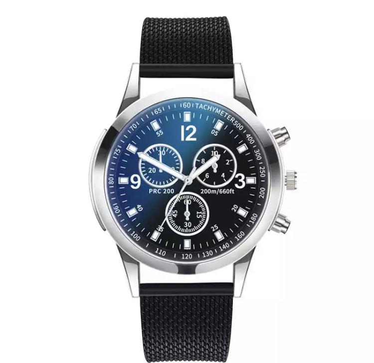 WatchStyle Carrera Black Blue