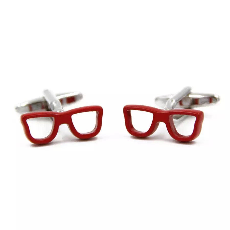 Gemelos Sunglasses Red