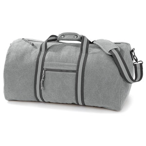 Bolsa Vintage Mr. Hook Grey