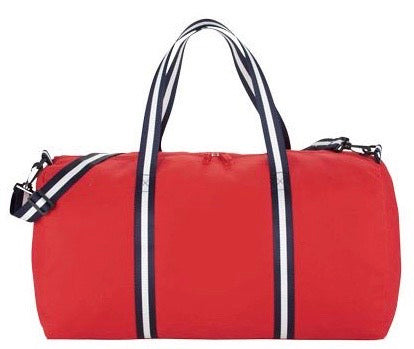 Bolsa Cotton HK Red