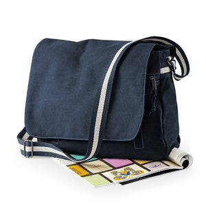 Messenger Mr. Hook Dark Blue