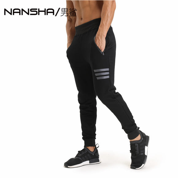 GYMS New Men Pants Compress Gymming Leggings Men Fitness Workout Summer Sporting Fitness Male Breathable Long Pants