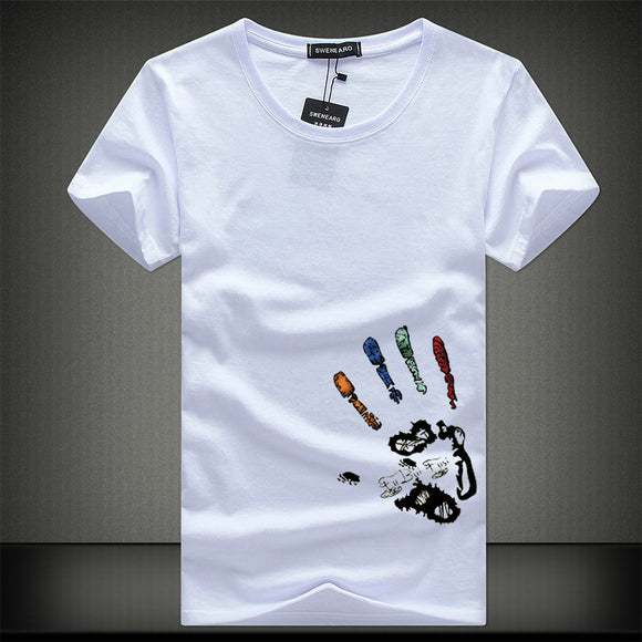 Mens T Shirts Fashion Summer