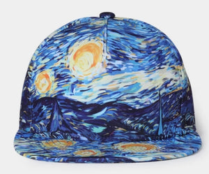The Starry Night Snapback