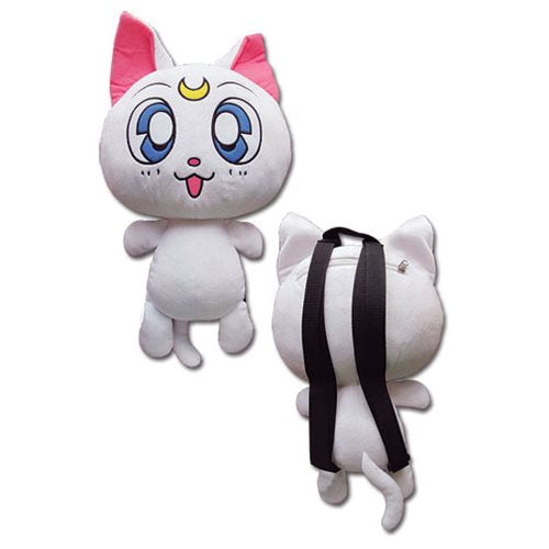 Sailor Moon Artemis Plush Backpack