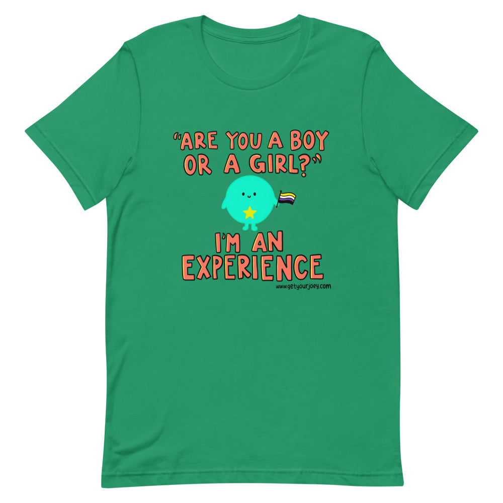 Experience Unisex T-Shirt