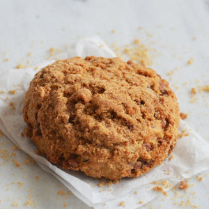 Cinnamon Coffee Cake Scone