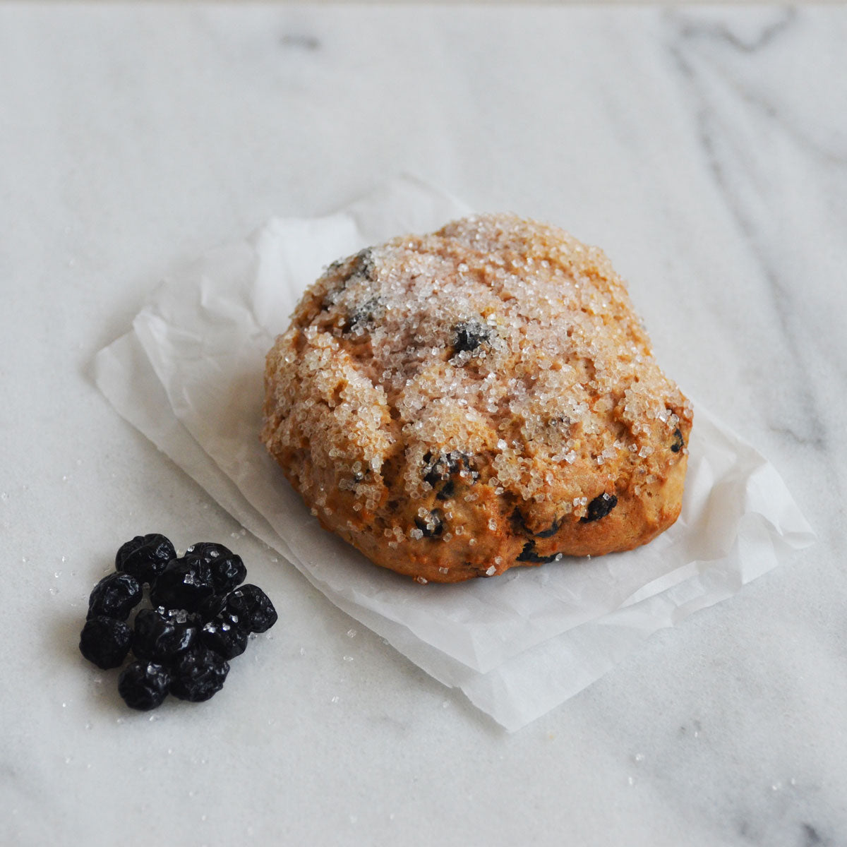 Blueberry Sconie (Mini-Scone)