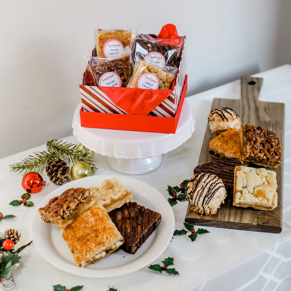 Classic Holiday Gift Box - 10 bars