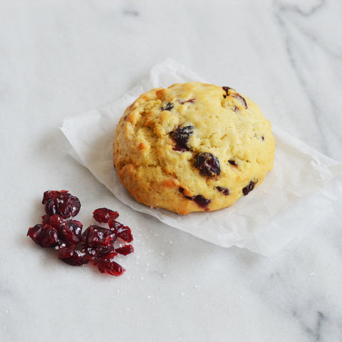 Cranberry Orange Sconie (Mini-Scone)
