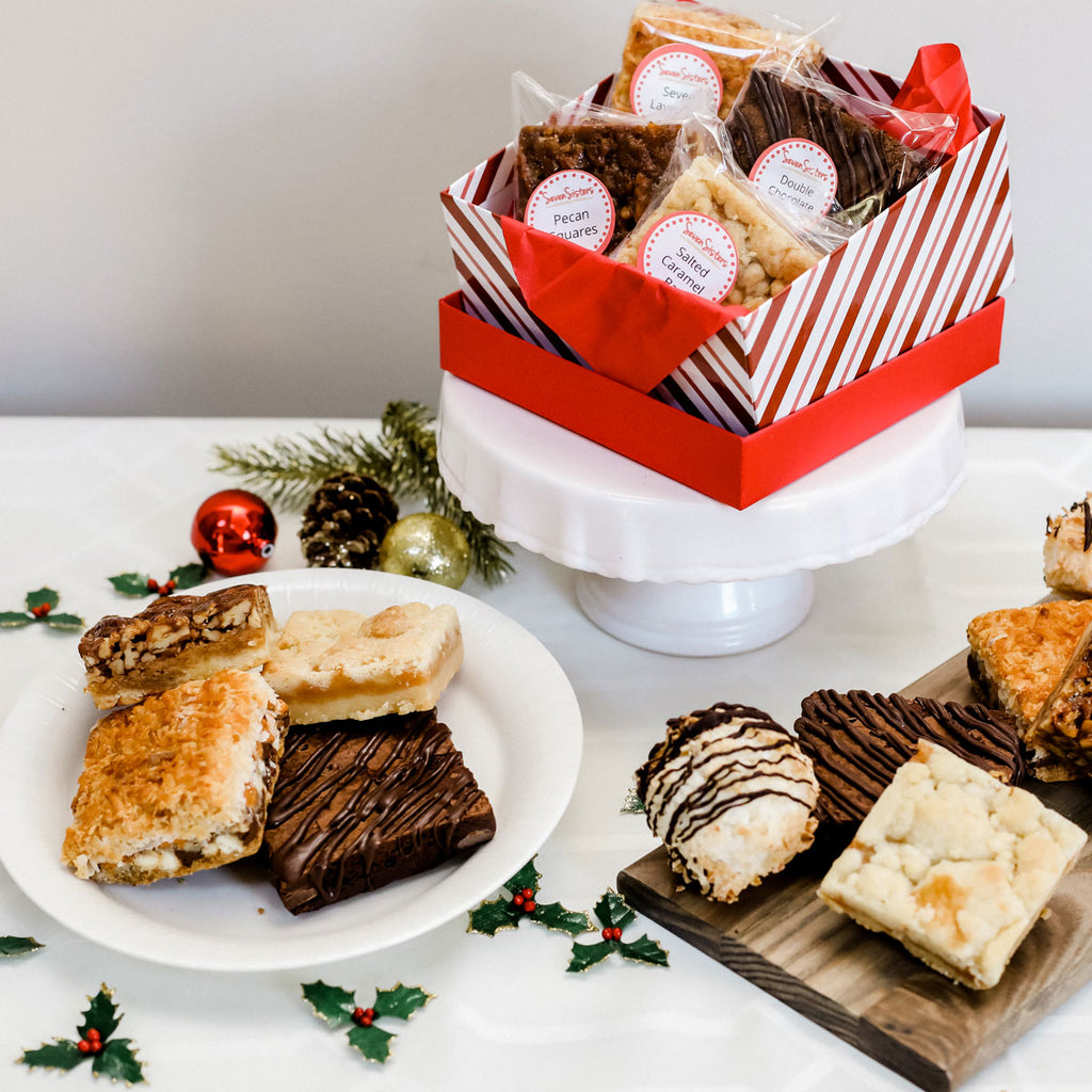Deluxe Holiday Gift Box - 16 bars