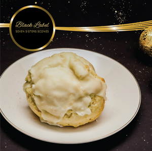 Black Label Line: Eggnog Scone