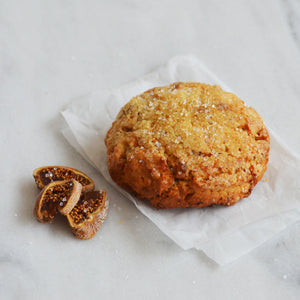 Fig and Goat Cheese Sconie (Mini-Scone)