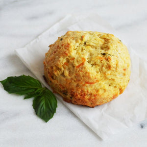 Garlic Herb Scone