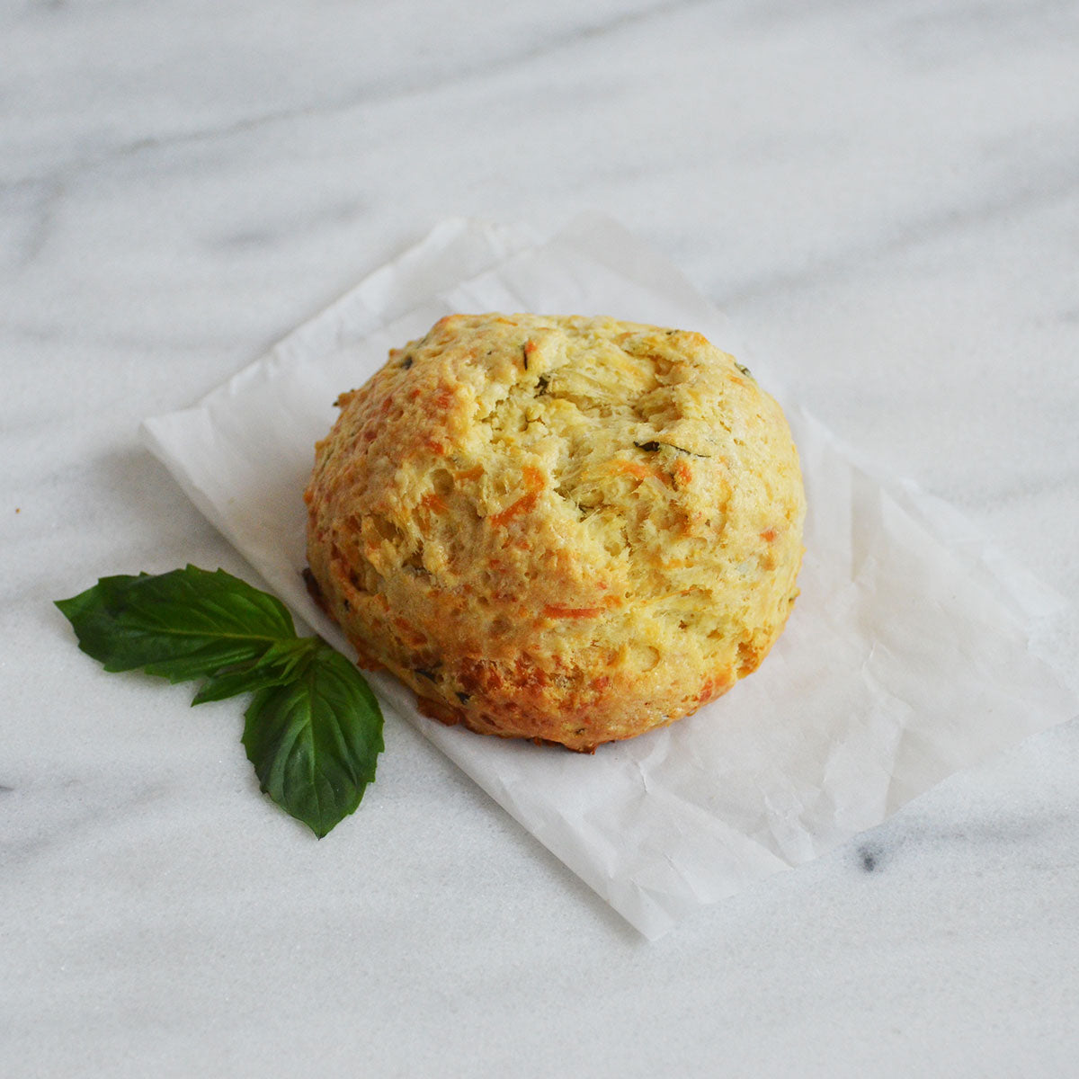 Garlic Herb Sconie (Mini-Scone)