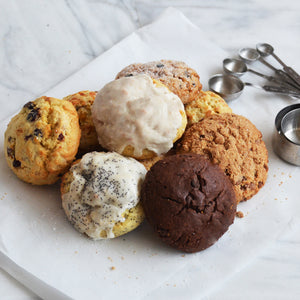 Scone Sampler: Dozen Large Scones
