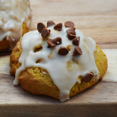 Fall Flavor: Maple Pumpkin Sconie (Mini-Scone)