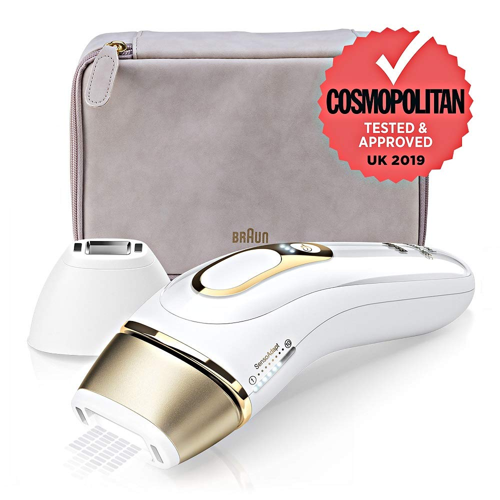 Braun IPL Silk·expert Pro 5 PL5124 IPL, Permanent Hair Removal with Venus Razor and Precision Head