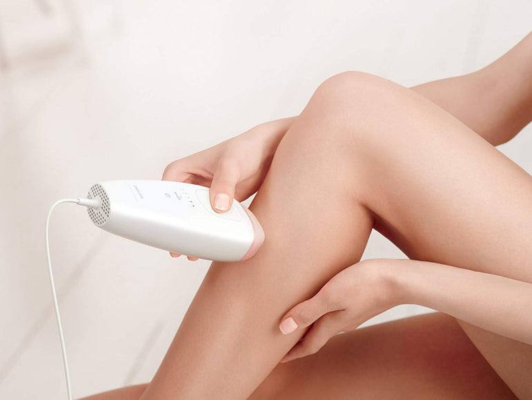Philips Lumea Essential BRI861/00 IPL Hair Removal System For Body, Face, Underarms and Bikini