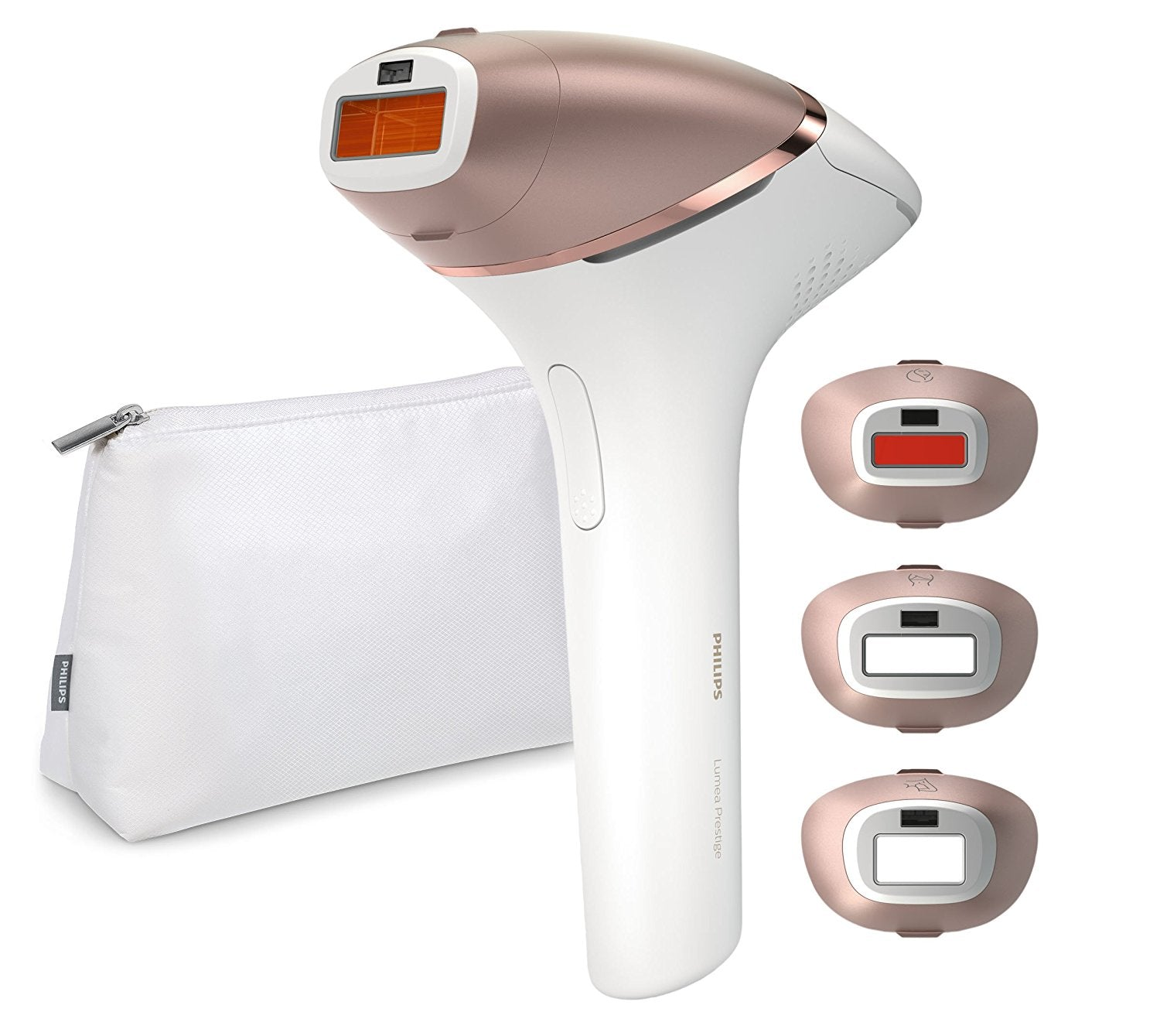 Philips Lumea BRI956 Prestige IPL Hair Removal for Body, Face and Bikini