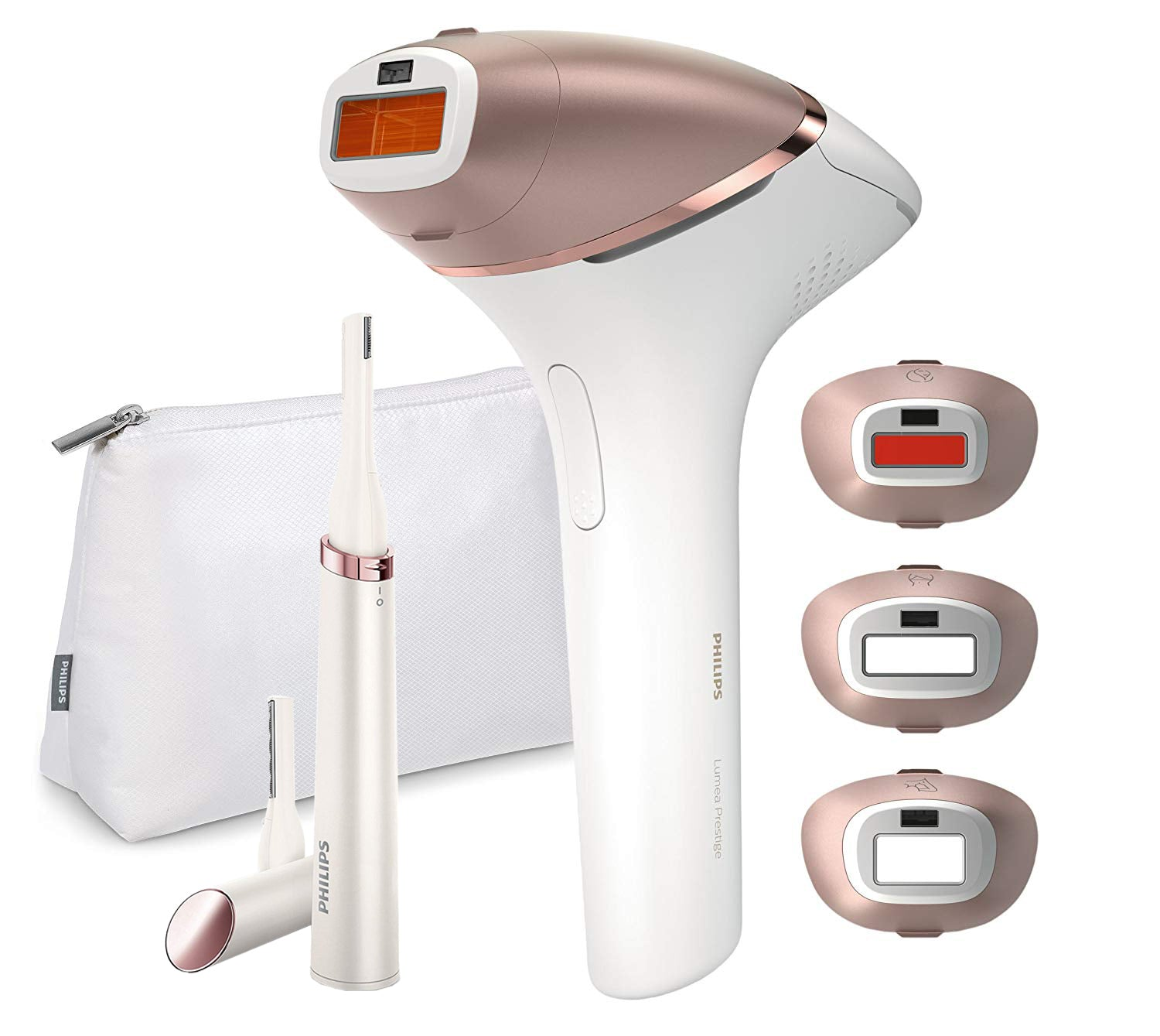 PHILIPS Lumea BRI956/60 Prestige IPL Hair Removal Tool PLus 1 Touch-Up Pen Trimmer