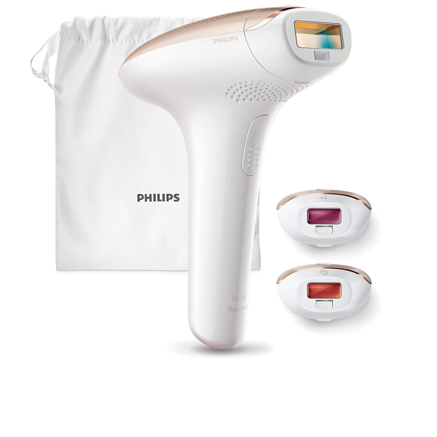 Philips Lumea SC1999/00 Advanced IPL Hair Removal Device for Face, Body & Bikini