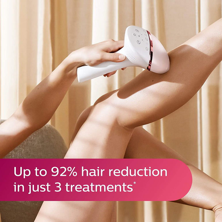 Philips Lumea BRI950 Prestige IPL hair removal device For Body Face, Bikini and Underarms