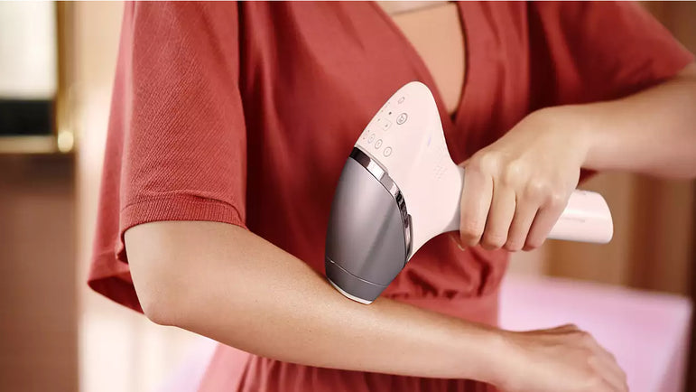 Philips Lumea BRI958 Prestige IPL Hair remover - 2021 newest version For Body, Face, Bikini and Underarms